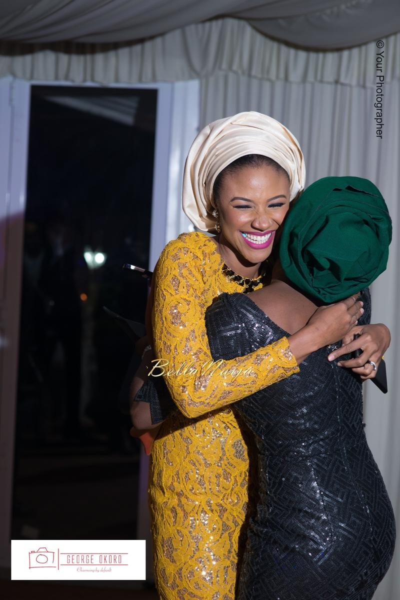 Maryam Augie & Albulmumin Jibrin | 30th Birthday | Abuja Nigeria Muslim Wedding at Blue Velvet | BellaNaija 0George Okoro-85v2