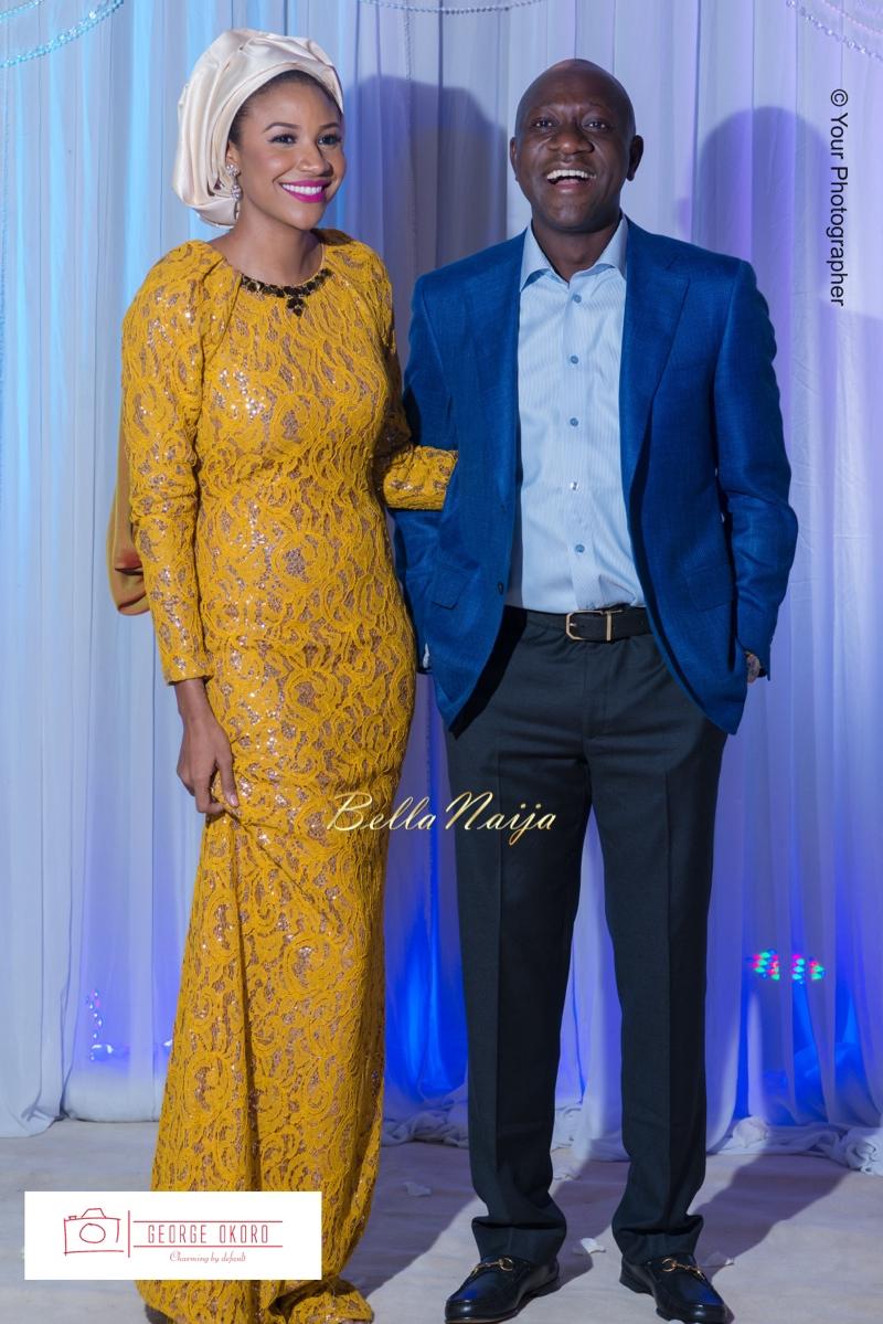 Maryam Augie & Albulmumin Jibrin | 30th Birthday | Abuja Nigeria Muslim Wedding at Blue Velvet | BellaNaija 0George Okoro-95v2