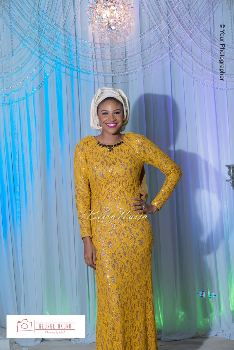Maryam Augie & Albulmumin Jibrin | 30th Birthday | Abuja Nigeria Muslim Wedding at Blue Velvet | BellaNaija 0George Okoro-98v2