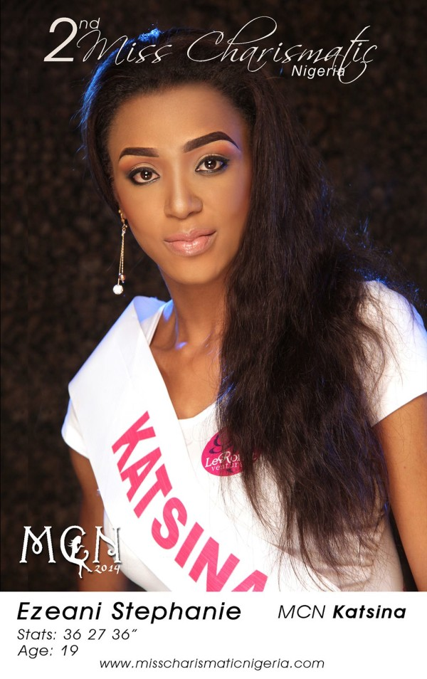 A New Beauty Queen In Town! 19 Year Old Stephanie Ezeani