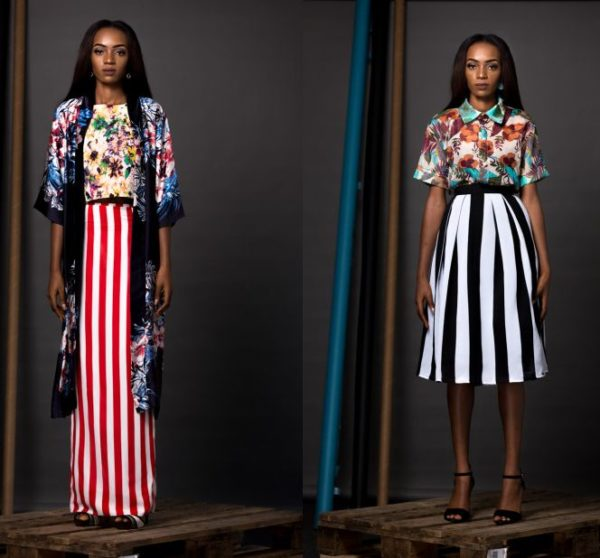Mohanista Debut Collection Lookbook - Bellanaija - November 20140020