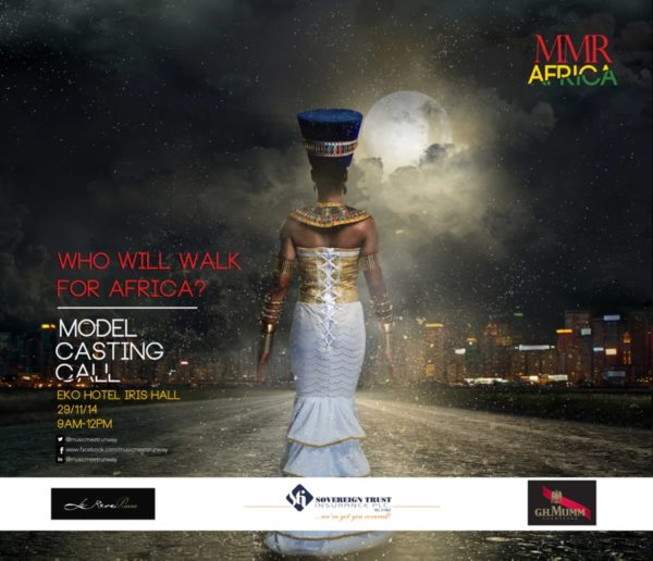 Music Meets Runway Model Casting 2014