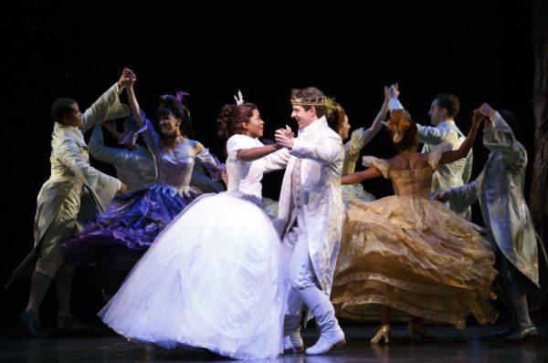 NYCCinderella7081rKeke Palmer as Cinderella and Joe Carroll as Prince Topher Photo by Carol Rosegg