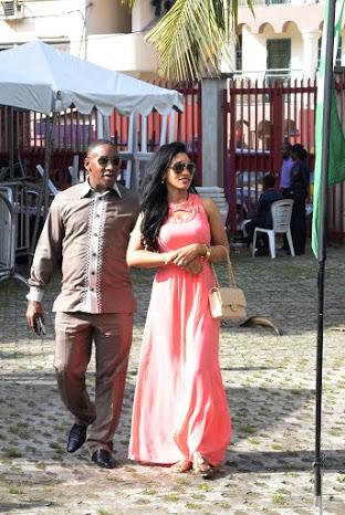 Nicholas Okoye & Uzo Okoye