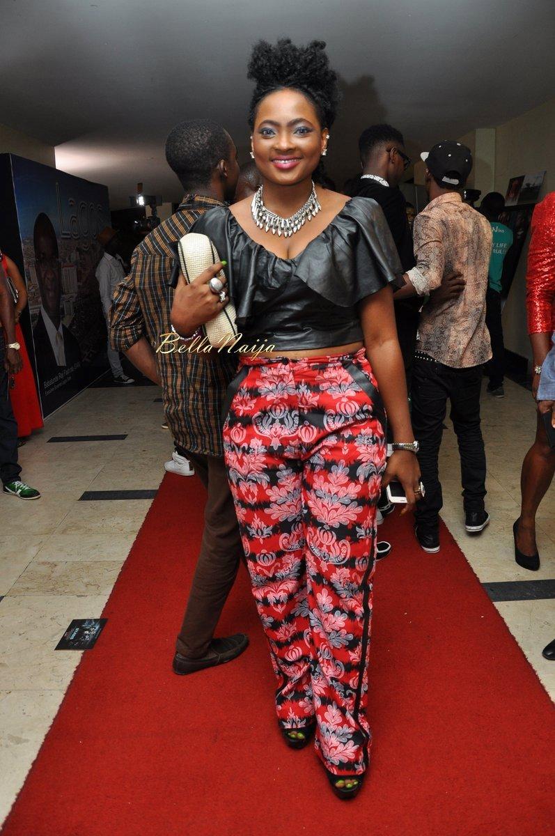 Red Carpet Photos Muna Gideon Okeke Uti Nwachukwu