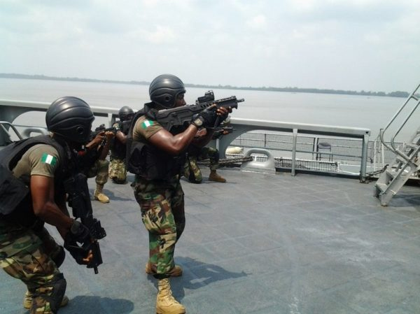 Nigerian Navy BellaNaija