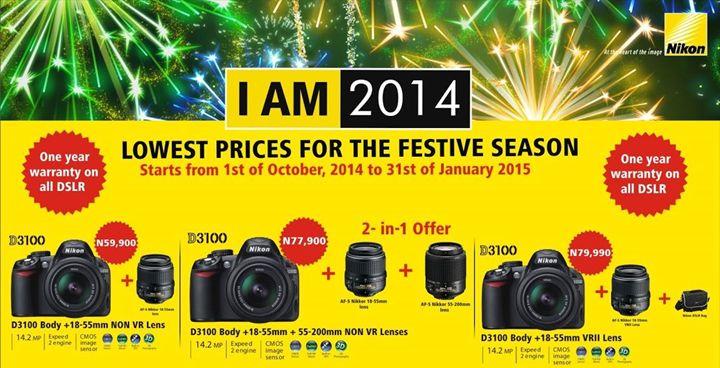 Nikon I Am 2014 - Bellanaija - November 2014