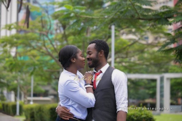 OC Ukeje & Ibukun Pre Wedding Shoot - Chyder5 | BellaNaija 0