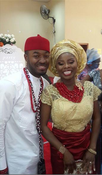 OC Ukeje Ibukun Wedding