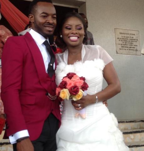 OC Ukeje Ibukun White Wedding 2