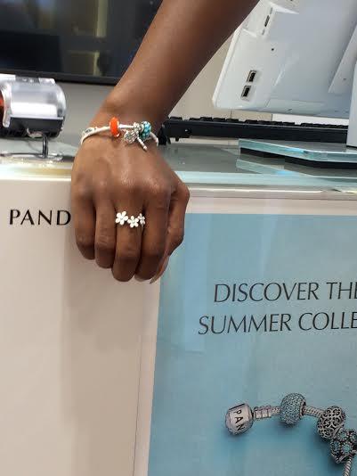 Pandora Rings Ibadan
