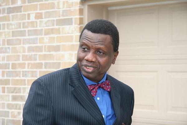 Adeboye prays for Christian Girl in Boko Haram Captivity - BellaNaija
