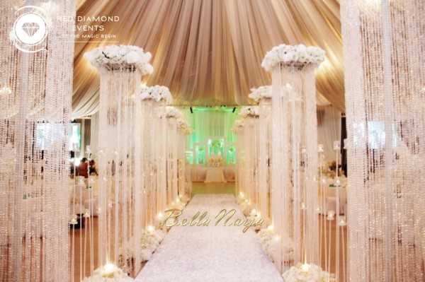 Bn Wedding Décor Outdoor Wedding Ceremonies: BN Wedding Decor: Great Gatsby Wedding In Nigeria By Red