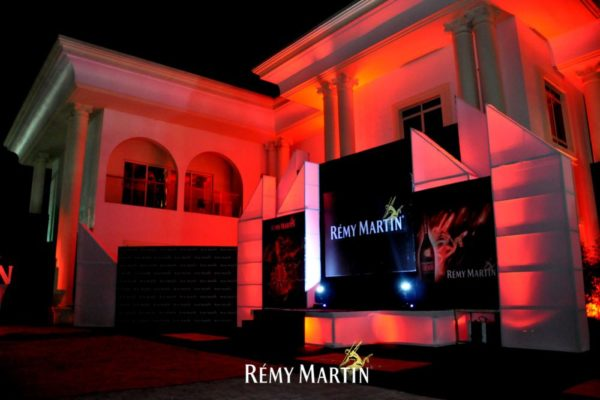 Remy Martin Haunted House Halloween Party - Bellanaija - November2014001
