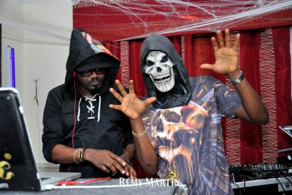 Remy Martin Haunted House Halloween Party - Bellanaija - November2014004