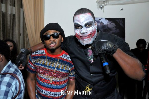 Remy Martin Haunted House Halloween Party - Bellanaija - November2014005