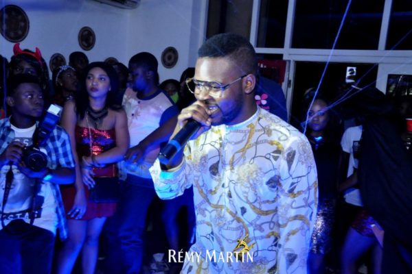 Remy Martin Haunted House Halloween Party - Bellanaija - November2014007