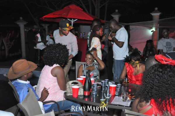 Remy Martin Haunted House Halloween Party - Bellanaija - November2014008