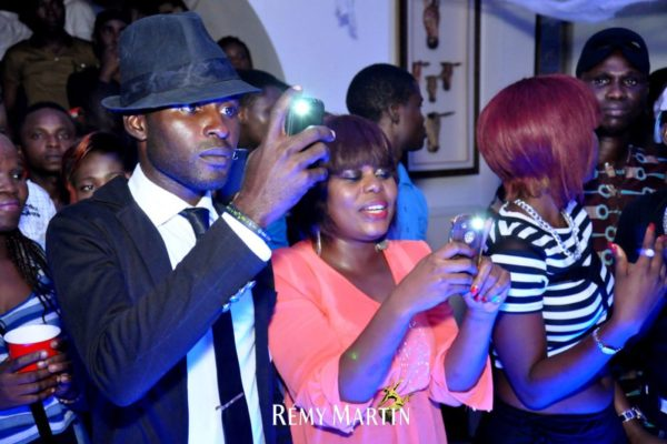 Remy Martin Haunted House Halloween Party - Bellanaija - November2014009