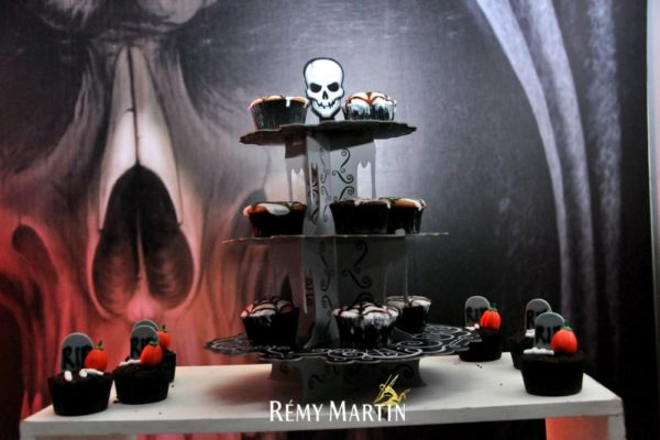 Remy Martin Haunted House Halloween Party - Bellanaija - November2014010