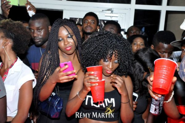 Remy Martin Haunted House Halloween Party - Bellanaija - November2014011
