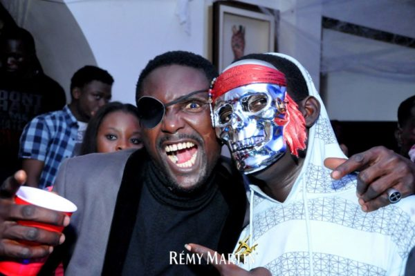 Remy Martin Haunted House Halloween Party - Bellanaija - November2014012