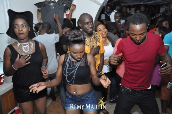 Remy Martin Haunted House Halloween Party - Bellanaija - November2014013