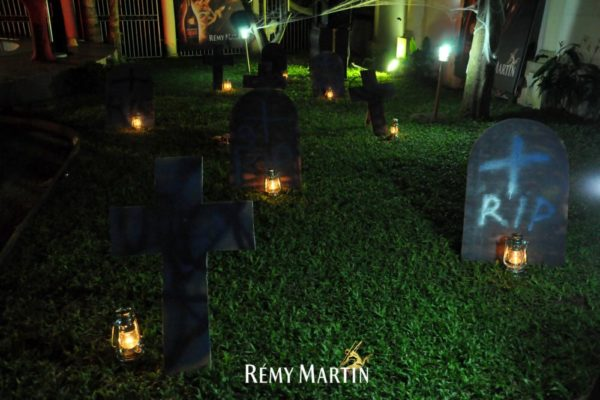 Remy Martin Haunted House Halloween Party - Bellanaija - November2014016