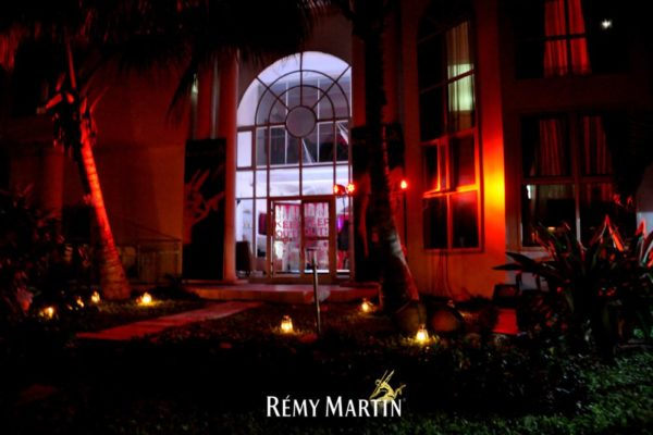 Remy Martin Haunted House Halloween Party - Bellanaija - November2014018