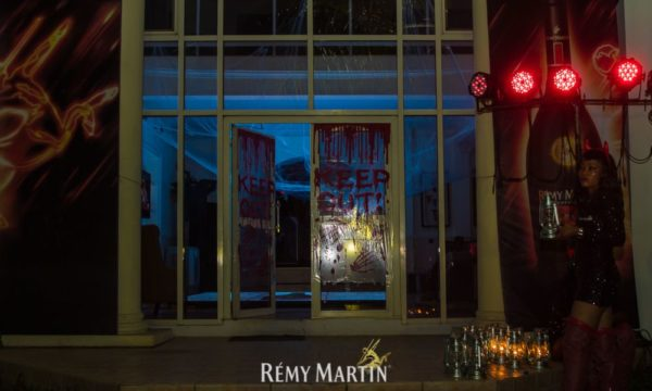 Remy Martin Haunted House Halloween Party - Bellanaija - November2014019