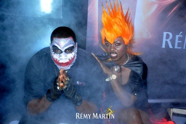 Remy Martin Haunted House Halloween Party - Bellanaija - November2014021