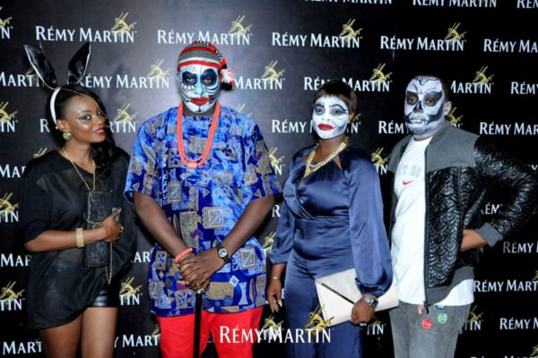 Remy Martin Haunted House Halloween Party - Bellanaija - November2014022