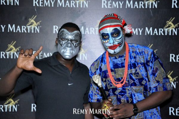 Remy Martin Haunted House Halloween Party - Bellanaija - November2014023