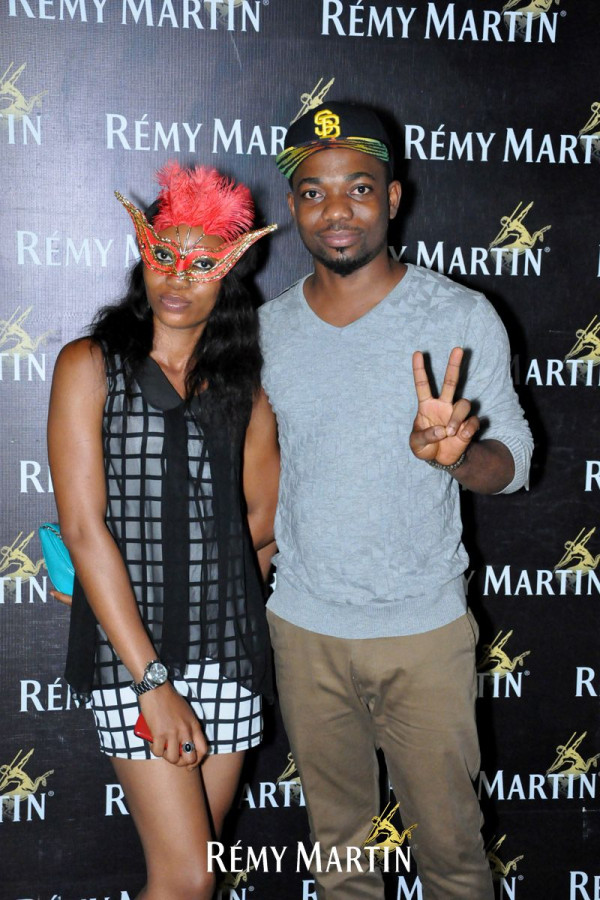 Remy Martin Haunted House Halloween Party - Bellanaija - November2014024