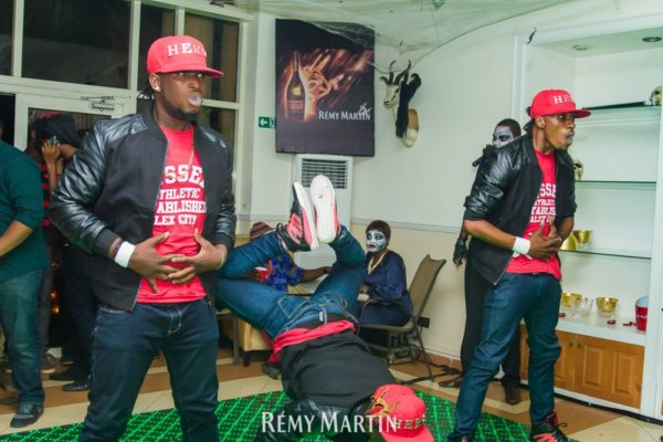 Remy Martin Haunted House Halloween Party - Bellanaija - November2014027