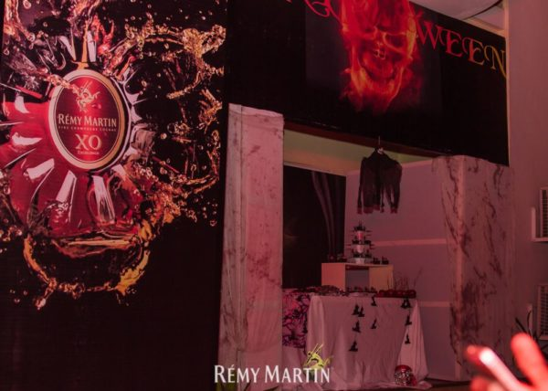 Remy Martin Haunted House Halloween Party - Bellanaija - November2014028