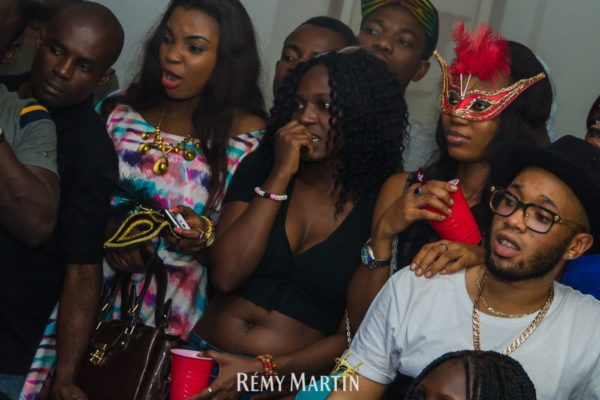 Remy Martin Haunted House Halloween Party - Bellanaija - November2014029