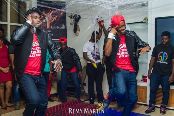 Remy Martin Haunted House Halloween Party - Bellanaija - November2014030