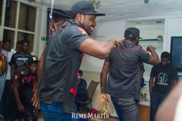 Remy Martin Haunted House Halloween Party - Bellanaija - November2014031