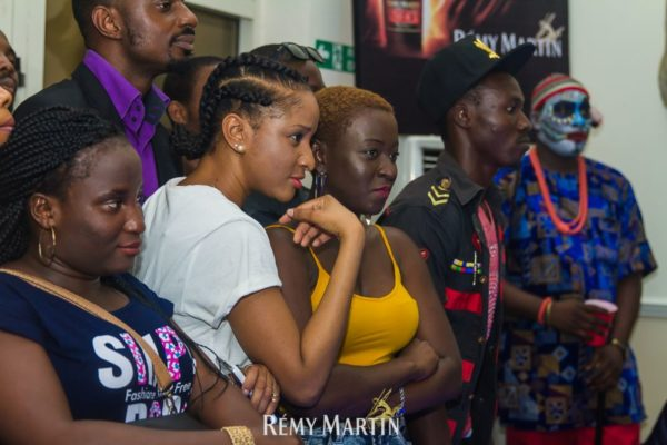 Remy Martin Haunted House Halloween Party - Bellanaija - November2014032
