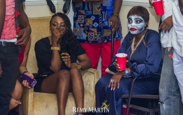 Remy Martin Haunted House Halloween Party - Bellanaija - November2014034