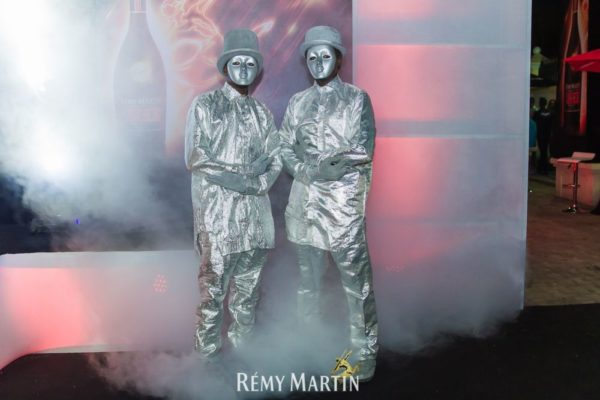 Remy Martin Haunted House Halloween Party - Bellanaija - November2014036