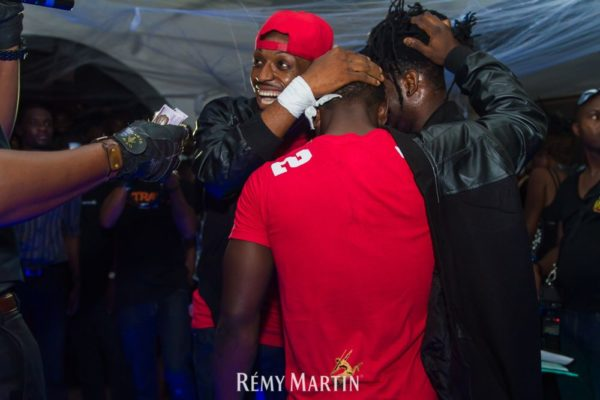Remy Martin Haunted House Halloween Party - Bellanaija - November2014037