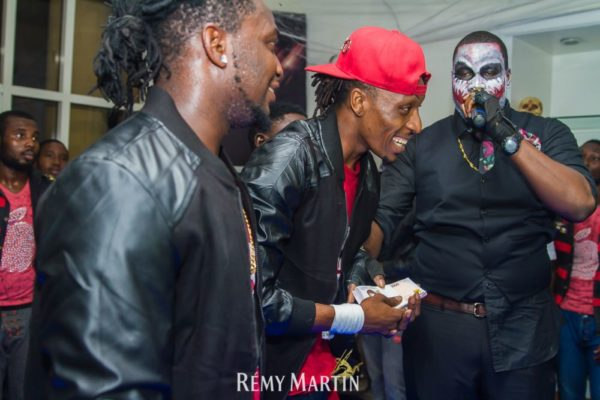 Remy Martin Haunted House Halloween Party - Bellanaija - November2014038
