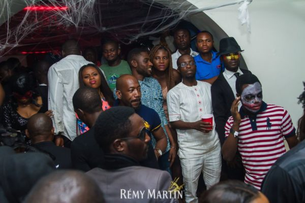 Remy Martin Haunted House Halloween Party - Bellanaija - November2014039