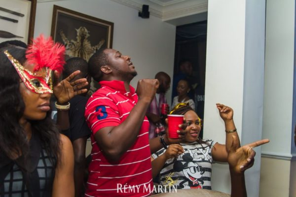Remy Martin Haunted House Halloween Party - Bellanaija - November2014041