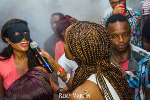 Remy Martin Haunted House Halloween Party - Bellanaija - November2014042