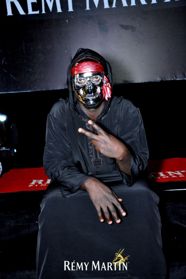 Remy Martin Haunted House Halloween Party - Bellanaija - November2014043