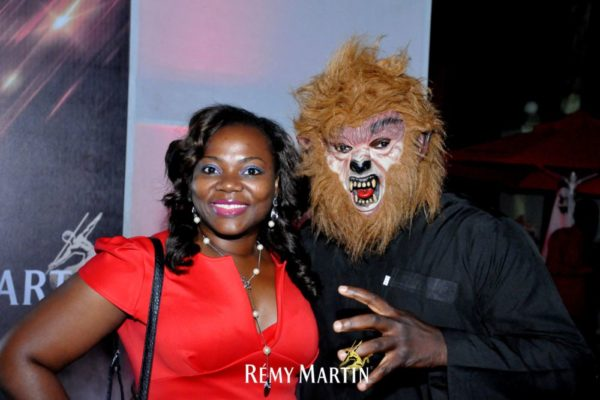 Remy Martin Haunted House Halloween Party - Bellanaija - November2014044