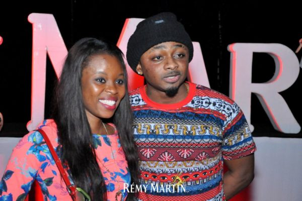 Remy Martin Haunted House Halloween Party - Bellanaija - November2014047